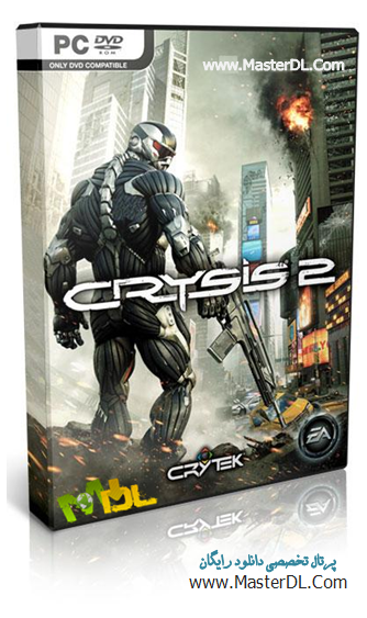 دانلود رایگان بازی Crysis 2 با لينك مستقيم
